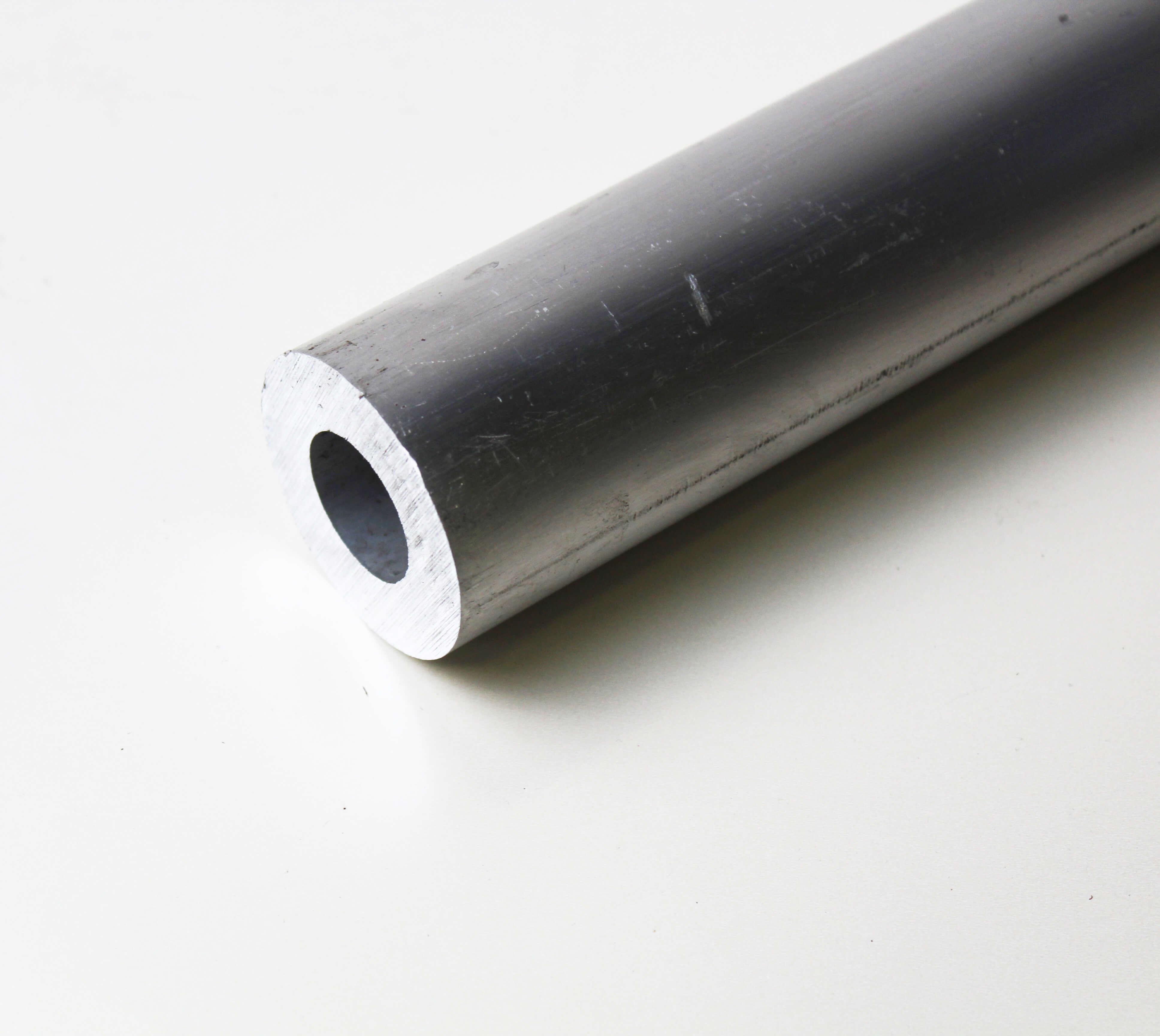 Extruded Aluminum Tubing