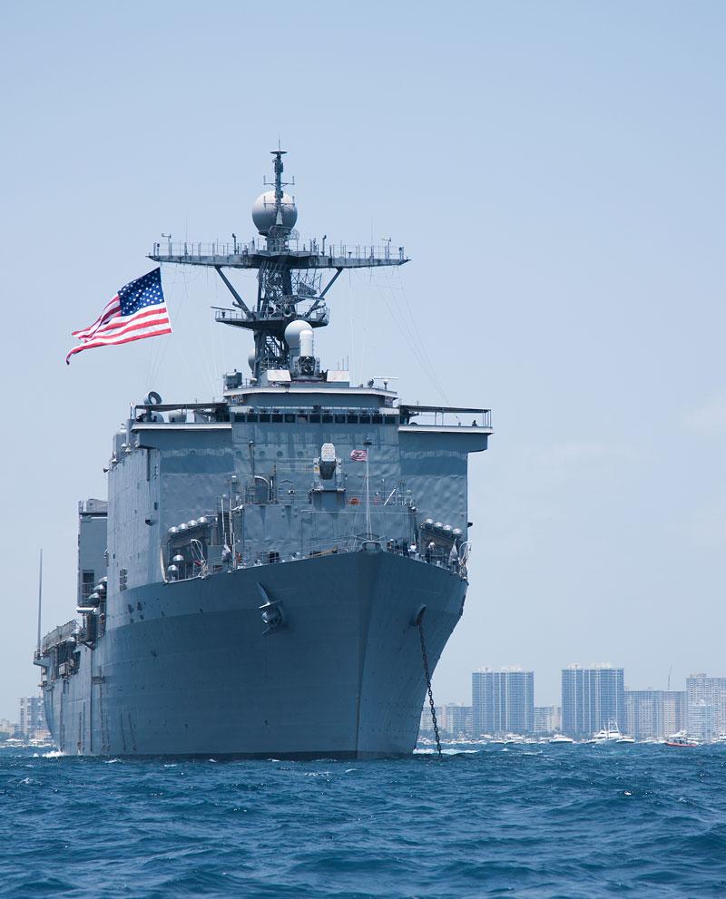 Marine/Shipbuilding Specs Image