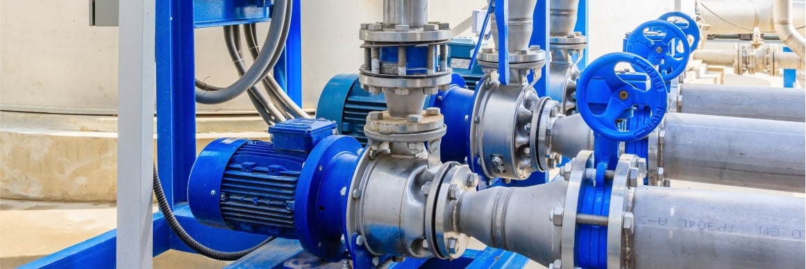Pump, Valve and Seal industry Image
